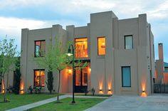 Marcela Parrado Arquitectura - Casa estilo actual clásico / Arquitectos - PortaldeArquitectos.com