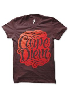 Carpe Diem Tee - Grab it easily accessible online for osom sweethearts | OSOM