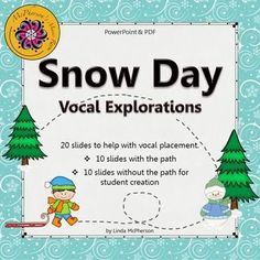 A fun way to help students explore their head voice in music!