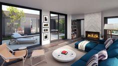David Rockwell unveils luxury prefabricated houses