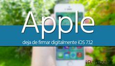 Apple Deja de Firmar iOS 7.1.2 en Dispositivos Compatibles con iOS 8 Ios 7, Nintendo Wii