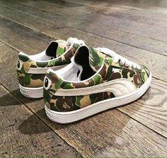 buy online ce1fb 3f70c Bape X puma cop or drop Bape Shoes, Pumas Shoes, Yeezy Shoes, Mens