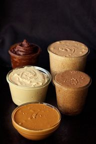 Homemade Nut Butters... Yum!!