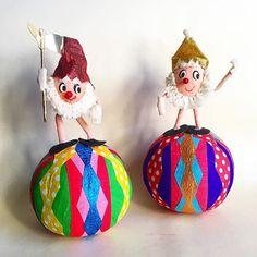 To Santa's workshop we go! #mysurpriseballs #madeinnewmexico