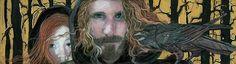[Fantasy art] Merglenn's Harbinger by merglenn at Epilogue