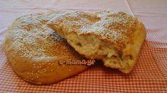 Η συνταγή που θα σας δώσω έβγαλε την καλύτερη λαγάνα που έχω φάει ποτέ στη ζωή μου και με περηφάνια μπορώ πια να πω ότι είναι ΔΙΚΗ μου συνταγή, μετά από πολλές δοκιμές και κρατώντας σημειώσεις! Αν την κάνετε βήμα βήμα, όπως σας τα λέω θα βγει σούπερ!!! :) Greek Bread, Greek Beauty, Pastry Art, Sweet Pastries, Greek Recipes, Burritos, Good Mood, French Toast, Cooking Recipes