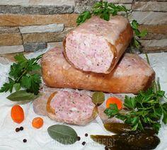 Mielonka z galaretką Pork, Meat, Kale Stir Fry, Pork Chops