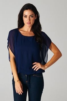 sexy night out blouse to wear with jeans?