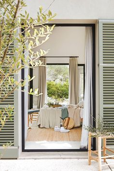 〚 Natural materials and beautiful shades of green: holiday villa in Mallorca 〛 ◾ Photos ◾ Ideas ◾ Design #bedroom #natural #Homedecor #interiordesign #Ideas #inspiration #tips #cozy #Living #style #space #home #decor #interior Moroccan Interiors, Beautiful Kitchens, Shades Of Green, Modern Rustic, My Dream Home, Decoration, Interior Design, Inspiration Boards, Home Decor