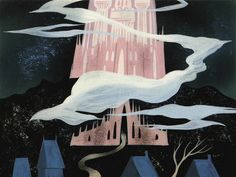 Visual Development from Cinderella by Mary Blair - Disney Concepts & Stuff