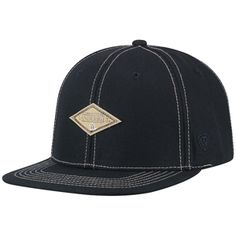 NCAA Vanderbilt Commodores Mens Stitch Hat Team Color Medium//Large