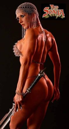 Cosplay - Red Sonja