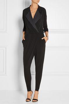 By Malene Birger's stretch-crepe 'Bonnia' jumpsuit