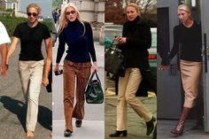 Black & Blue Jeans        ひと月ほど前のこと、キャロリン・ベセット・ケネディをふと思い、彼女の写真を見返す機会がありました。   シンプル、ベーシック、クラシック。見れば見るほど、そう思いませんか?「遊び」らしきものも、さほど(まったく?)なく、そ...