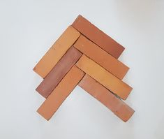 Bricks, Clay, Wood, Crafts, Clays, Manualidades, Woodwind Instrument, Brick, Timber Wood