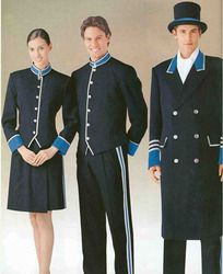 Hotel Uniforms - Bell Boy- Bell Captain Uniform Manufacturer from ...