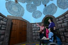 #Stars in the #GKTWVillage #Castle of #Miracles.