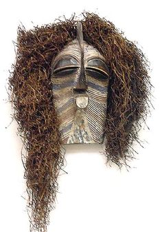 Africa | Songye Mask | Dem. Rep. of Congo