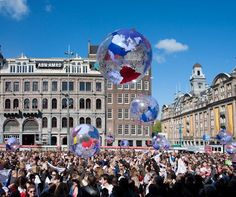 Netherlands - 5 May - Liberation Day, end of German occupation in 1945