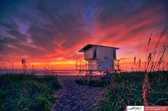 hobe-sound-beach-jupiter-island-florida-life-gurad-tower