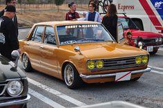 CANDY☆ALLSTARS Nissan 510 Bluebird // at Nagoya