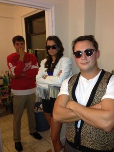 Ferris Bueller Group Halloween Costume-yes please