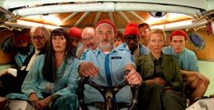The Life Aquatic might not be Wes Anderson's best film. But it is his greatest. Wes Anderson Characters, Wes Anderson Movies, Everything Film, Life Aquatic, Holiday Movie, Cinema Posters, Second Best, Film Stills