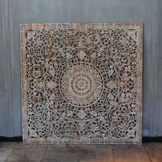 Houtsnijwerk pure dierenriem wit naturel 150 x 150 cm Wands, Rest, Pure Products, Wall Art, Home Decor, Homemade Home Decor, Walls, Decoration Home, Wall Decor