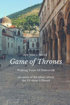 Game of Thrones Walk