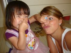 Au Pair USA: Smells Funny by InterExchange USA, via Flickr Au Pair, Pairs, Usa, Funny, Funny Parenting, Hilarious, Fun, U.s. States, Humor