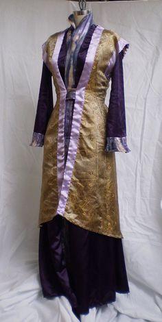 Delenn's Robe View 1 by allidragon