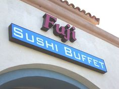 "ROTD 4/20/2013 - Saul M. - Fuji Sushi Buffet - ""I am so excited that I was finally able to try this place out!! I had been having a hard time finding a good sushi place in NorCal, until now. I went here for the all you can eat sushi buffet and man was I pleasantly surprised. I was nervous going to sushi buffet because I was terrified of the thought of sushi sitting out for long periods of time. However, that was not the case, all the sushi rolls I ate were amazing and fresh."""