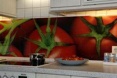 Digital printing on glass as backsplash - Kitchens Forum - GardenWeb