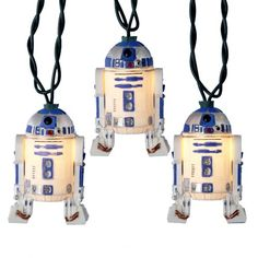 Star Wars Christmas Tree Lights