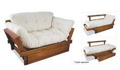 marcos de acero para sillones de madera - Buscar con Google