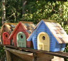 Prairie Home Cypress Bird House