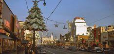"Alison Martino's ""Vintage Los Angeles"" - Christmas time."