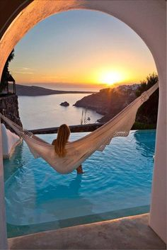 10 Best Hotels with Infinity Pools in Santorini, Greece