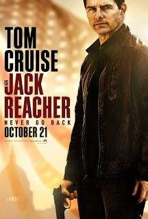 Jack Reacher Never Go Back (2016)