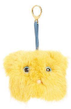 2ab0c62c925e Shrimps  Jerry  Mascot Faux Fur Bag Charm Fur Jacket
