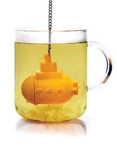 Yellow Submarine tea