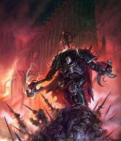 W40k Black Crusade - Hand of C by guterrez on DeviantArt