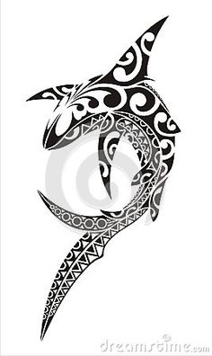 tribal shark tattoos on pinterest shark tattoos shark tattoo meaning and tattoos and body art. Black Bedroom Furniture Sets. Home Design Ideas