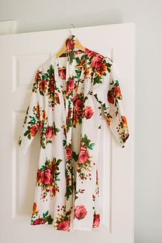 every bride needs a beautiful getting-ready robe