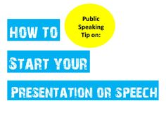 how-to-start-your-presentation-speech-with-a-question by Akash Karia via Slideshare