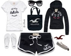 Summer Outfits For Teenage Girls Hollister Hollister Style, Hollister Girls, Hollister Clothes, Hollister Hoodie, Lazy Day Outfits, Spring Outfits, Casual Outfits, Cute Outfits, Cute Fashion
