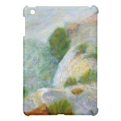 Detail, Waterfall in the Mist,  Case For The iPad Mini