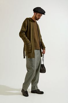 スティーブン アラン(Steven Alan) 2016-17年秋冬 コレクション Gallery5 Japan Men Fashion, Boy Fashion, Mens Fashion, Fashion Outfits, Fashion Figures, Japanese Outfits, Men Street, Men Looks, Men Dress