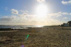 mudeford beach, christchurch