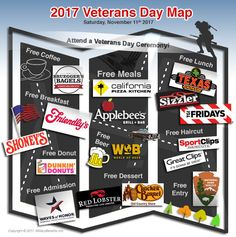 20 Veterans Day Free Discounted Offers Ideas Veterans Day Day Veteran